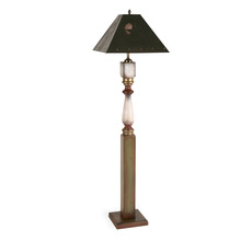 Newel Post Lamp