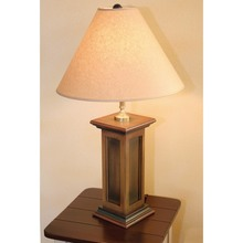 Pedestal Table Lamp