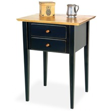 Two Drawer Lamp Table