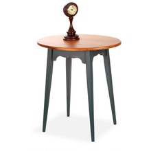 Oval Lamp Table