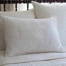 More about the 'Abigail Cream Standard Sham by Taylor Linens' product