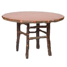 More about the 'Round Hickory Dining Table' product