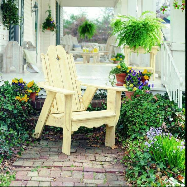 The Nantucket Chair
