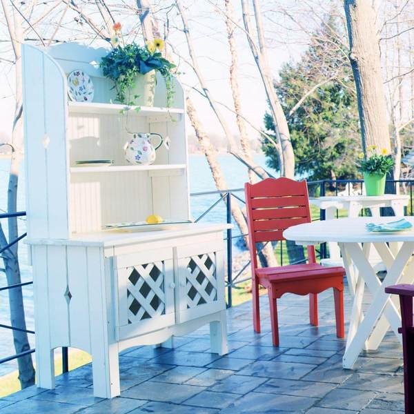 Companion Collection Outdoor Hutch
