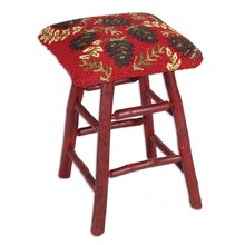 More about the 'Ruby Pinecones Counter Stool' product