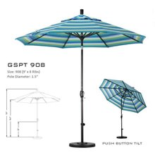 California Umbrella - GSPT908