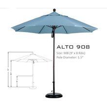 California Umbrella - ALTO908