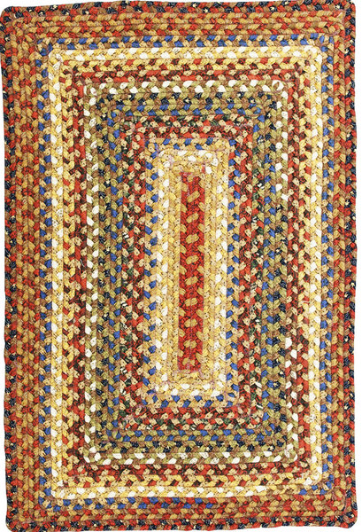 Biscotti Braided Rug - rectangle