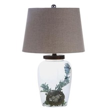 More about the 'Fillable Glass Lamp w/Shade' product
