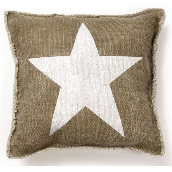 One Star Pillow
