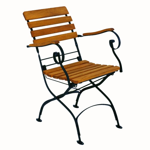 Rebecca Folding Arm Chair - EACH