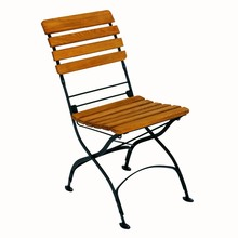 Rebecca Folding Side Chair - EACH
