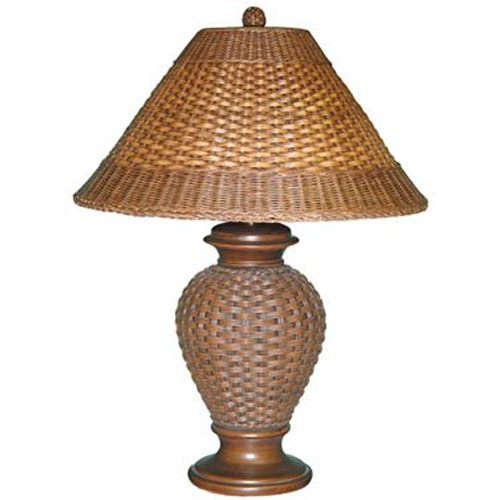 Good Wicker Lamp