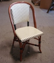 More about the 'St. Germain Rattan Bistro Chair - Ivory/Black' product