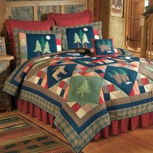 Timber Lodge Quilt