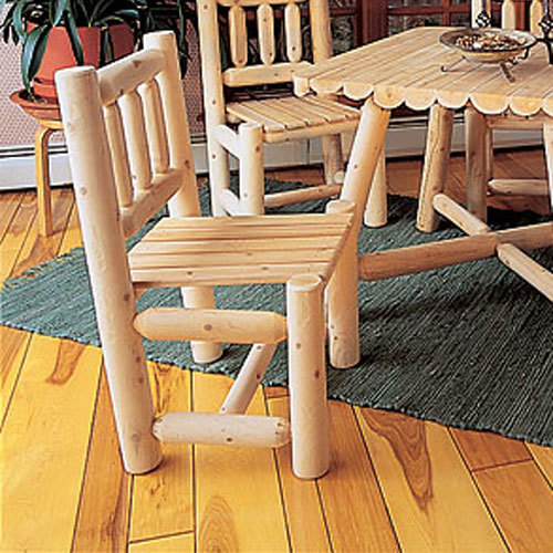 Log Dining Chair