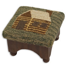 More about the 'Cabin Footstool' product
