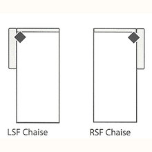 More about the 'Reese Chaise Sectional' product