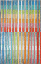 Chromatic Plaid Rug by CompanyC
