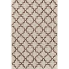 Plain Tin Oatmeal Hooked Wool Rug by Dash & Albert