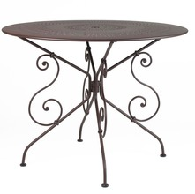 "1900 38"" Pedestal Table"