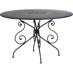 "1900 46"" Pedestal Table"