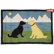 Lakeside Labs Rug