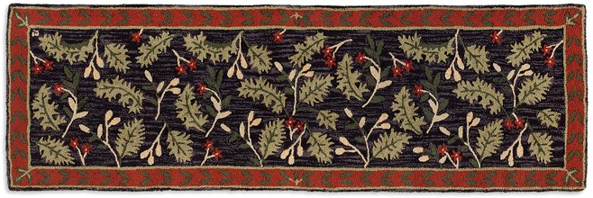 Oak Leaves Runner