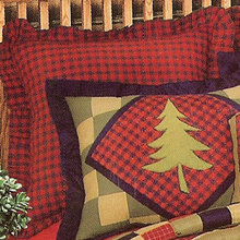 Northwoods Lodge Quilted Sham