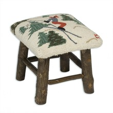 More about the 'Skier Hickory Stool' product