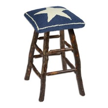 More about the 'Blue Star Hickory Barstool' product