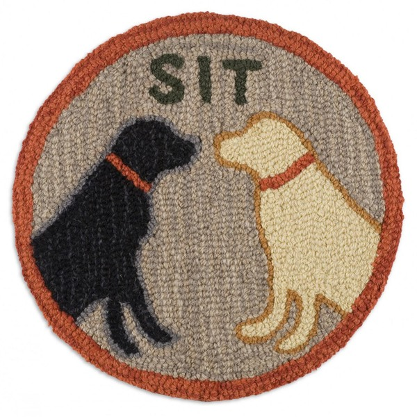 "SET of Sit and Stay 14"" Chairpads (1 each)"