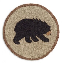 "More about the 'SET of 2 Vermont Bear 14"" Chairpads' product"