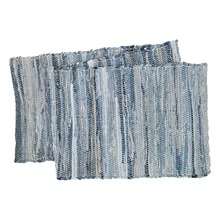 denim rag runner