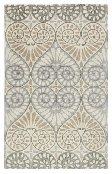 Dew Drop Jute Rug by Company C