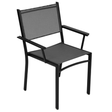 Costa Stacking Arm Chair