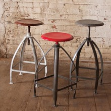 Industrial Adjustable Bistro Chairs