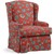Ava Slipcovered Wingback Chair
