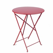 "Folding Table 24"" Round - Poppy"