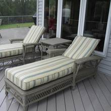 Bar Harbor Outdoor Chaise