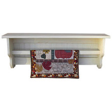 More about the 'Cottage Quilt Rack or Towel Holder' product