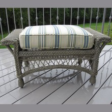 More about the 'Bar Harbor Outdoor Wicker Ottoman' product