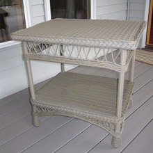 More about the 'Bar Harbor Outdoor Wicker End Table' product