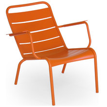 Luxembourg Stackable Low Chair
