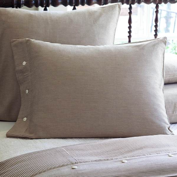 French Country Stripe Standard Pillowcase