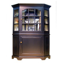 More about the 'Southern Pine St. Simons Glass Hutch' product