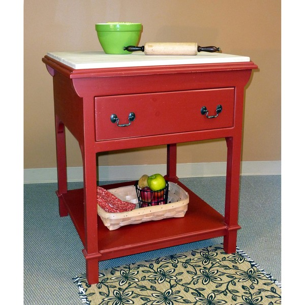Southern Pine French Pastry Table