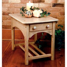 Southern Pine Shaker Small End Table