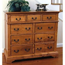 Southern Pine Forsythe High Chest