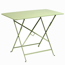 "Fermob Folding Table 38"" x  23"" Rectangle in aniseed"